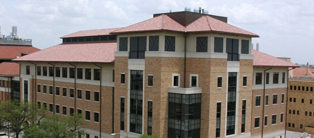 elevated view of BME building