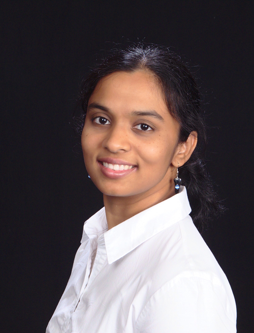 headshot of Nishamathi Kumaraswamy