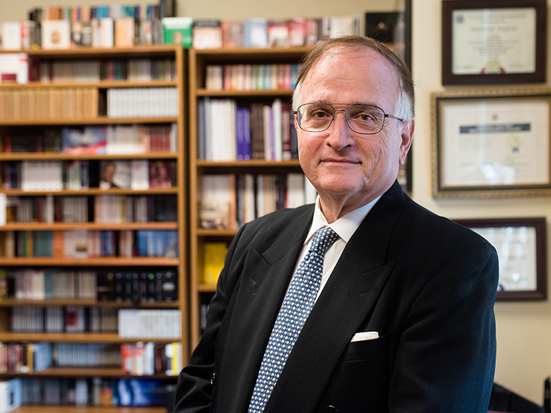 Photo of Nicholas A. Peppas
