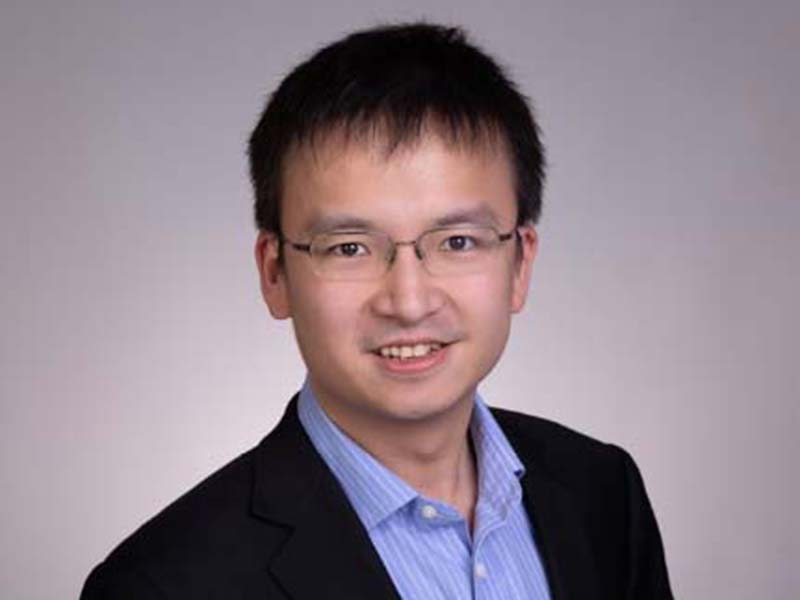 Photo of Huiliang (Evan) Wang